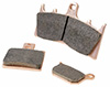 Motorcycle Brake Pads Sintered