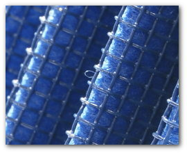 Close up of Simota cotton mesh