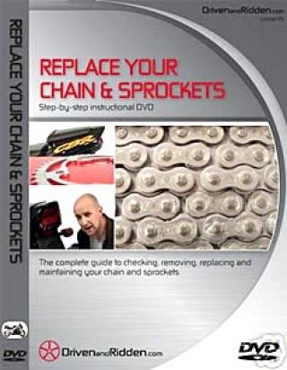 Instructional DVD- A Guide For Replacing Your Chain and Sprockets