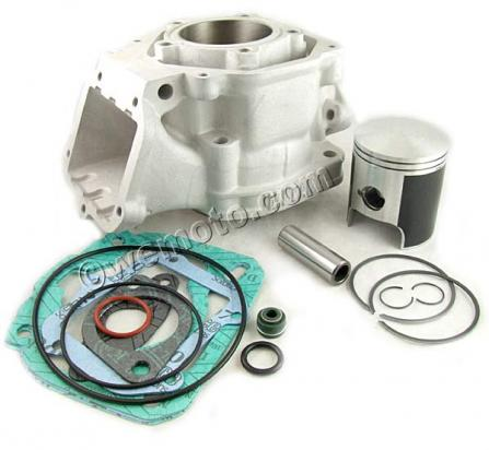 Aprilia MX 125 Supermoto 04-05 Ensemble Cylindre et Piston