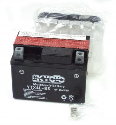 KTM EXC-F 250 Six Days 12 Baterie Kyoto
