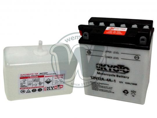 batterie moto zephyr 550