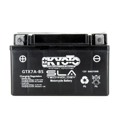 Mondial HPS 125  20 Batteria Kyoto SLA AGM (senza manutenzione)