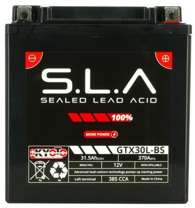 Laverda 1000 3CL Jarama/Jota 80 Batería Kyoto SLA - Sin mantenimiento
