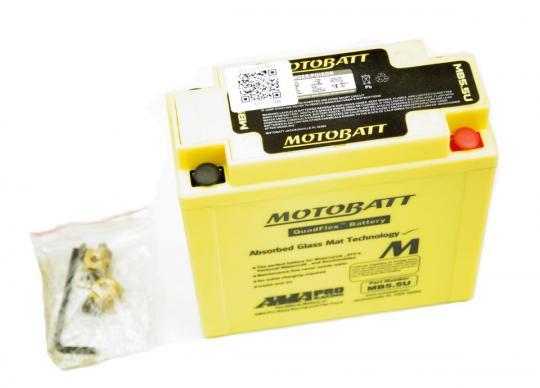 Yamaha RD 400 DXE (Alloy Wheels) 78-80 Baterie Motobatt (uzavřená, bezúdržbová) - vysoký startovací výkon
