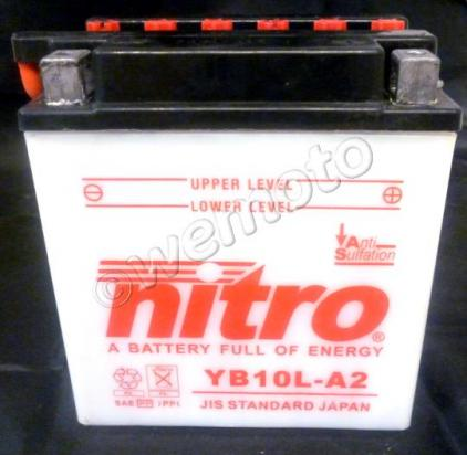 Kawasaki Z 250 A3 81 Battery Nitro