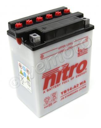 Arctic Cat 375 (2x4/4x4) 98 Batterie NITRO
