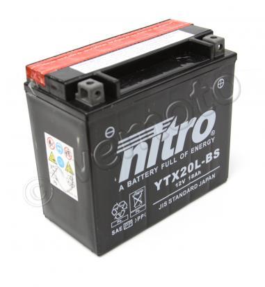 Buell X1 1200 Lightning 99 Batería Nitro