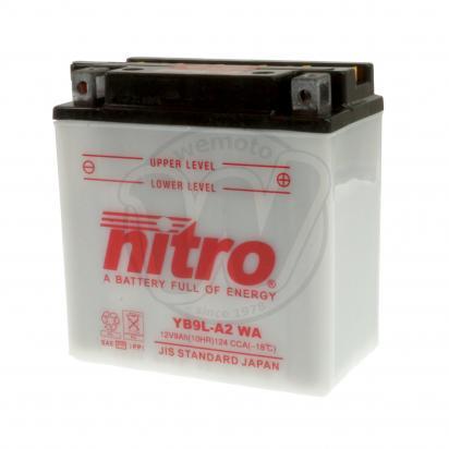 Derbi Boulevard 150 07 Baterie Nitro