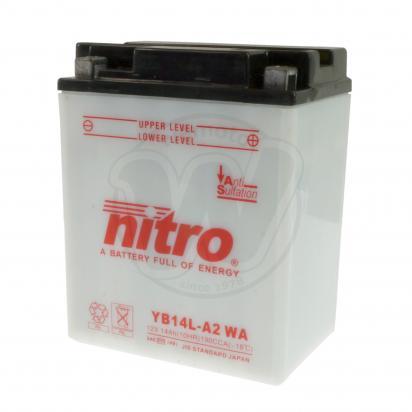 Aprilia Scarabeo 500 03-04 Batterie NITRO
