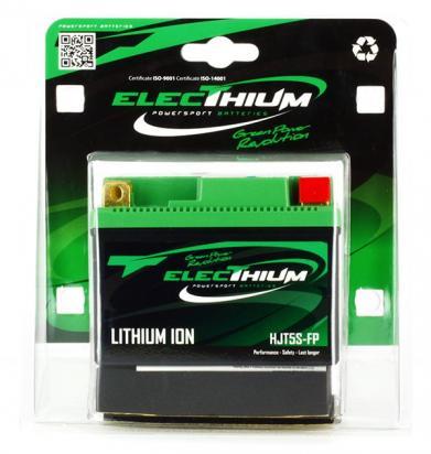 Derbi Predator AC 99 Baterie Lithium Ion Electhium