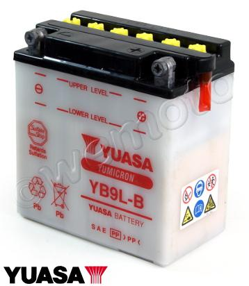 MZ - MuZ Skorpion Replica 660cc 95-01 Batteria Yuasa