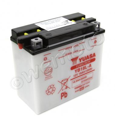 BMW R 45 T 80-85 Battery Yuasa