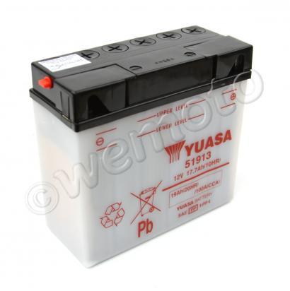 BMW R 1100 GS   NON-ABS 96-97 Baterie Yuasa