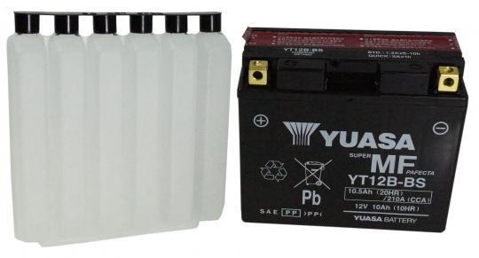 ducati 1198 s 10 battery yuasa parts at wemoto - the uk's no.1 on