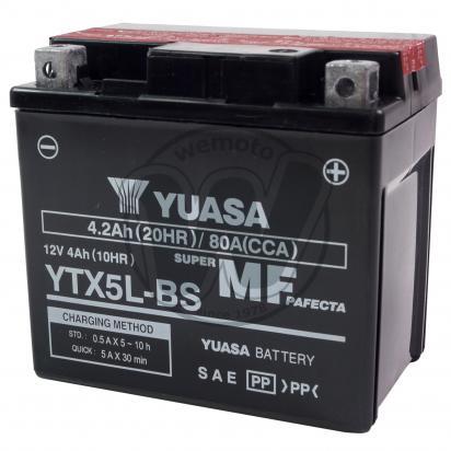 Quadzilla R100 (100cc) 06-07 Baterie Yuasa