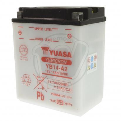 Arctic Cat 375 (2x4/4x4) 98 Batterie YUASA