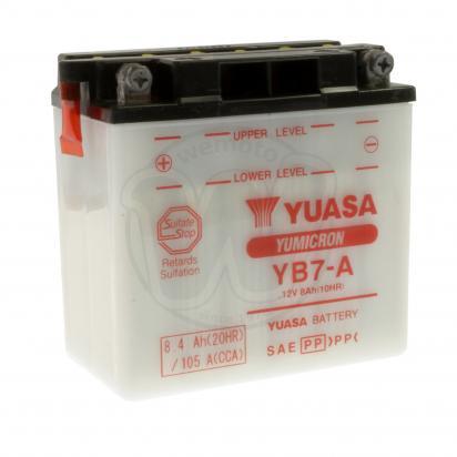 Suzuki TU 125 X Super Classic 99 Batterie YUASA