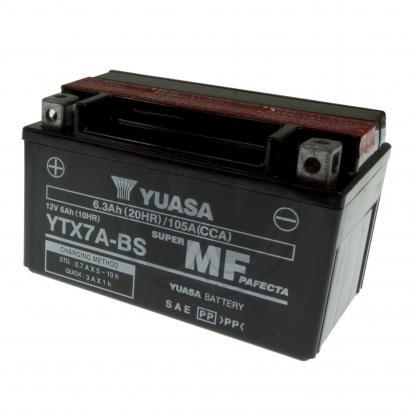 Mondial HPS 125  20 Batteria Yuasa