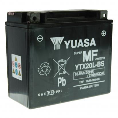Buell X1 1200 Lightning 99 Batería Yuasa