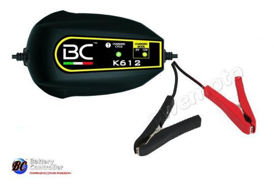 BMW R 45 T 80-85 Battery Charger BC K612 - 6 And 12 Volt