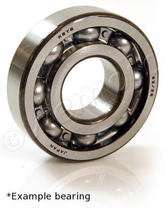 Suzuki RM 125 W 98 Main Bearing Left Hand Side