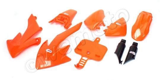 Honda CRF 50 F4/F5 04-05 Body Kit - Complete - Orange
