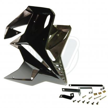 Side Fairing / Panels Kit For Honda MSX 125 - Black