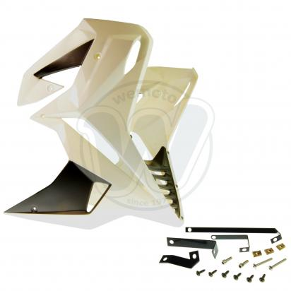 Side Fairing / Panels Kit For Honda MSX 125 - White