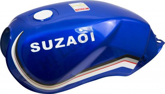 Suzuki GS 125 ESX/SUX/SX 99 Fuel Tank - Blue