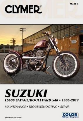 suzuki ls 650 pt  pv  pw  px savage np41a 96 00 manual clymer Suzuki Savage 650 Cafe Racer 1996 suzuki savage 650 repair manual