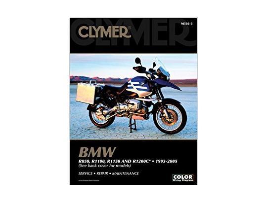 BMW R 1100 GS   NON-ABS 96-97 Manuál - Clymer (v angličtině)