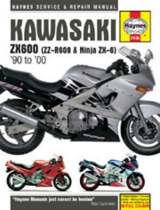 KAWASAKI ZX600 (ZZR600 & Ninja