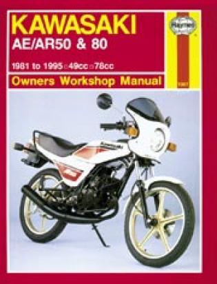 Kawasaki AE 50 A1/A2 81-82 Manual Haynes