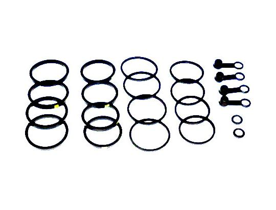 Suzuki GSXR 600 K4/K5 04-05 Rebuild Kit Full Seals Caliper - Front