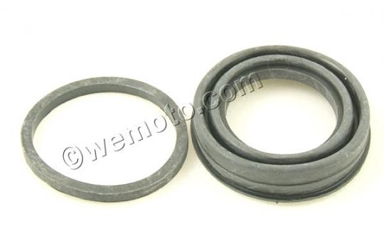 Kawasaki Z 250 A3 81 Piston Seal and Dust Seal Rear Brake