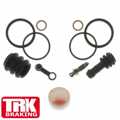 Suzuki VZ 400 T/ZT Desperado (VK52A) 96 Brake Caliper Repair Kit Front - by TRK