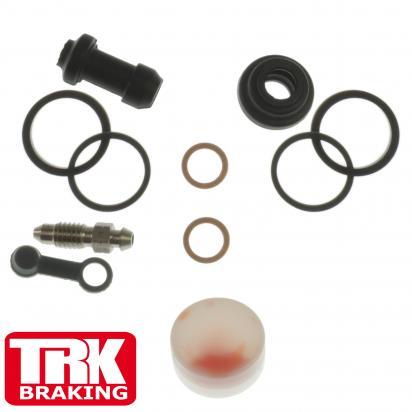Honda CBR 125 RS6/RW6 06 Rebuild Kit Seals Caliper - Front - TRK