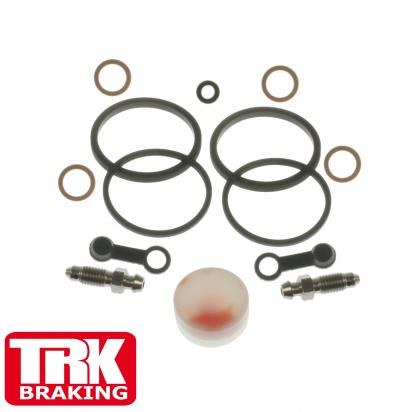 Suzuki GSX 600 F W/X/Y 98-00 Brake Caliper Repair Kit Rear - by TRK