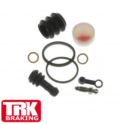 Kawasaki ZX9R (ZX 900 E1/E2) 00-01 Brake Caliper Repair Kit Rear - by TRK