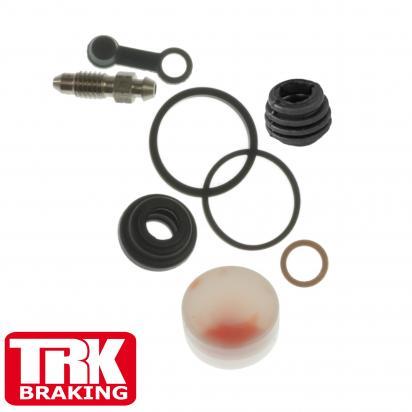 Honda SH 125 i ABS 17 Rebuild Kit Seals Caliper - Rear - TRK