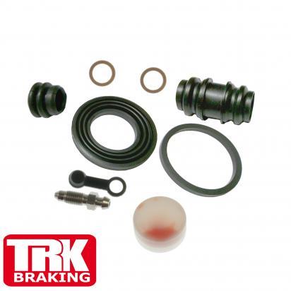 Yamaha DT 125 R 88 Sada pro repasi brzdových třmenů - přední (výrobce TRK)