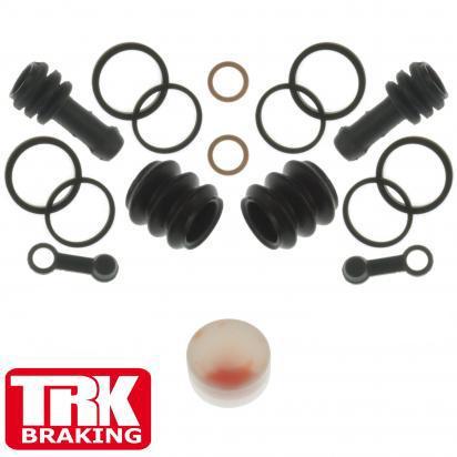 Kawasaki ER-6 F DBF (ABS) 11 Brake Caliper Repair Kit Front (Twin) - by TRK