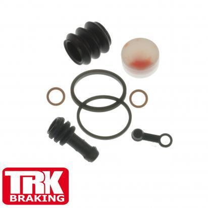 Kawasaki ZX-6R (ZX 636 A1P) 02 Brake Caliper Repair Kit Rear - by TRK