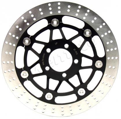 Kawasaki W 650 (EJ 650 C3/C4/C5/C6/C7)) Low Bars 01-05 Disco Delantero de calidad equivalente