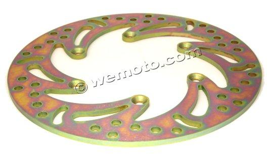 Kawasaki KX 125 K2 95 Brake Disc Rear EBC