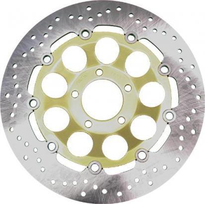 Suzuki GSF 600 S/T/V Bandit - GN77A 95-97 Brake Disc Front Pattern - Right Hand