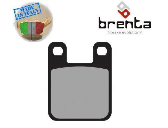 Rieju Spike 50 06 Brzdové destičky Brenta standard (GG) - přední