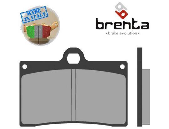 Borile B 500 MT 02 Pastiglie Freno Brenta Organiche (Tipo GG)