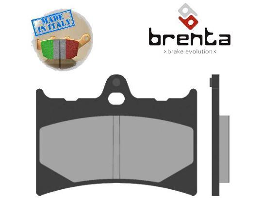 Aprilia AF1 125 Sport Pro 92-93 Brake Pads Front Brenta Standard (GG Type)